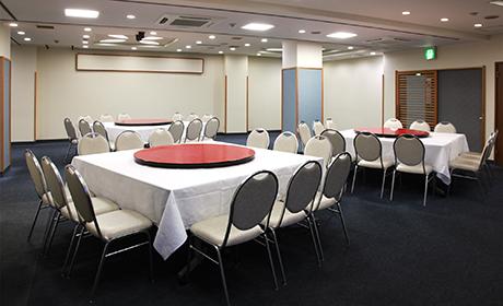 稚内グランドホテル 本館2階 鳳