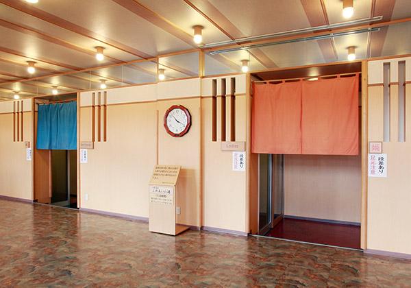 稚内グランドホテル 天然温泉ふれあいの湯①